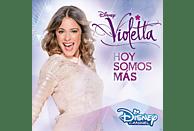 VARIOUS - Violetta-Hoy Somos Mas (Staffel 2, Vol.1) [CD]