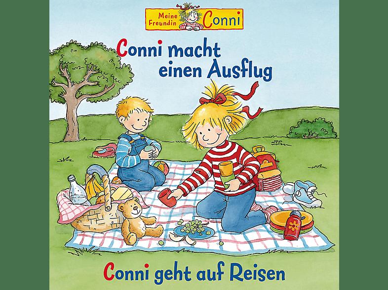 Conni - Conni 38: Conni macht einen Ausflug / Conni geht auf Reisen - (CD)