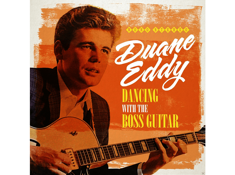 Duane Eddy - Dancing With The Boss [CD]