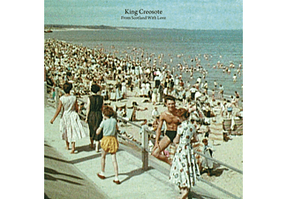 King Creosote - From Scotland With Love (Jewel Case)  - (CD)