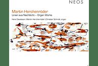 Christian Schmitt, Davidsson Hans - Linien Aus Nachtlicht-Orgelwerke [CD]