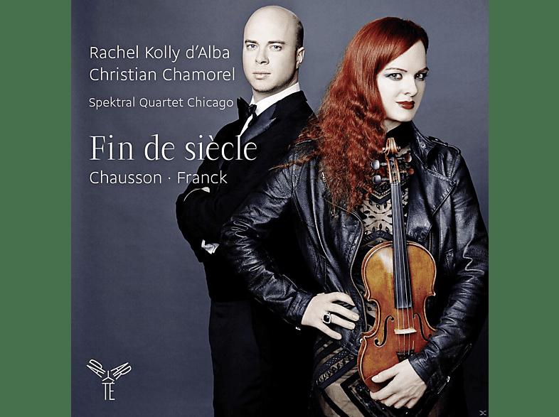 Spektral Quartet Chicago, Christian Chamorel, Rachel Kolly D'alba - Fin De Siecle [CD]