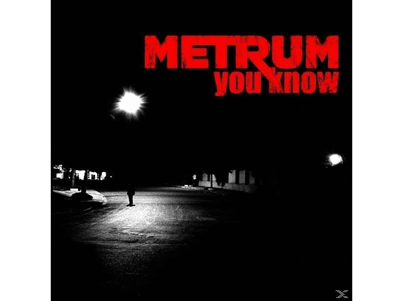 Metrum - You Know [CD + DVD Video]