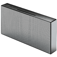 SONY CMT-X3CD Kompaktanlage (CD, CD-R, CD-RW, Schwarz/Weiß)