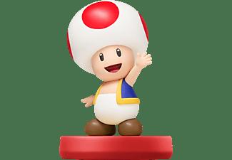 Figura Amiibo Toad - Colección Super Mario