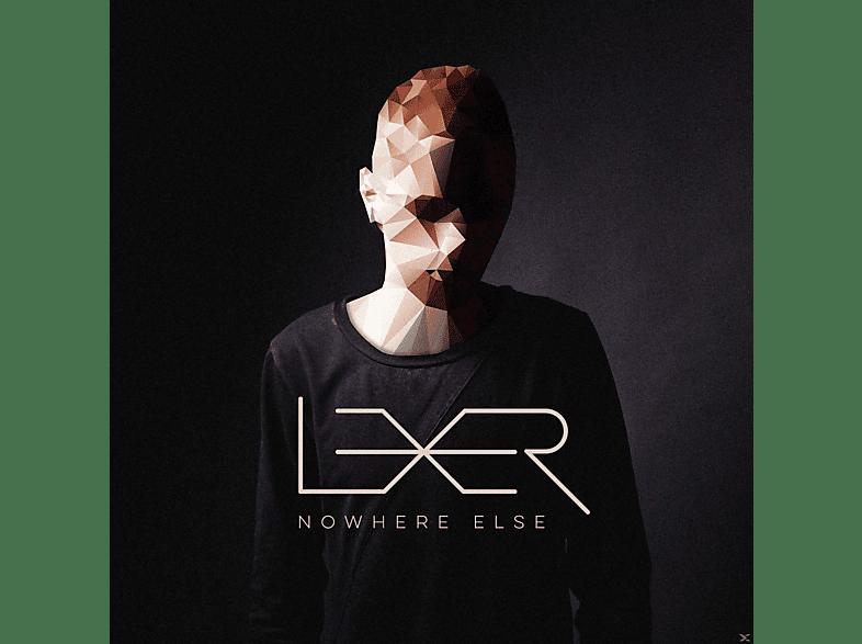 Lexer - Nowhere Else [CD]