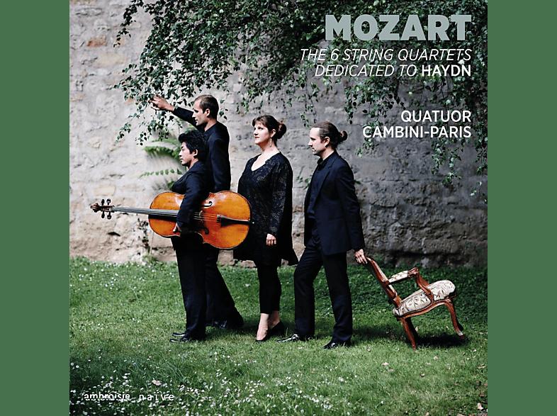 Quatuor Cambini Paris - Streichquartette [CD]