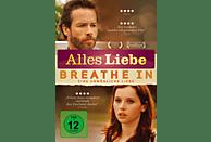 Breathe In - Eine unmögliche Liebe (Alles Liebe) [DVD]