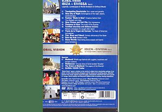Various - Global Vision - Ibiza - Vol. 2  - (DVD)