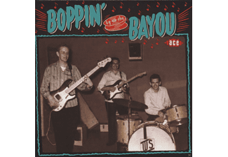 VARIOUS - Boppin' By The Bayou - (CD)