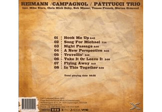 Reimann-campagnol-patitucci Trio - In This Together  - (CD)