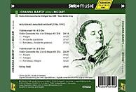 Johanna Martzy, Radio-Sinfonieorchester Stuttgart des SWR - Johanna Martzy Plays Mozart [CD]