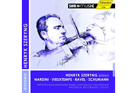 Henryk Szeryng - Szeryng Plays Nardini / Vieuxtemps / Ravel / Schumann [CD]