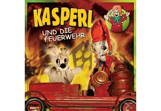 Kasperl - Kasperl und die Feuerwehr  - (CD)