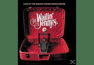 The Wailin' Jennys - LIVE AT MAUCH CHUNK OPERA HOUSE  - (CD)
