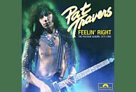 Pat Travers - Feelin' Right (4cd Box) [CD]