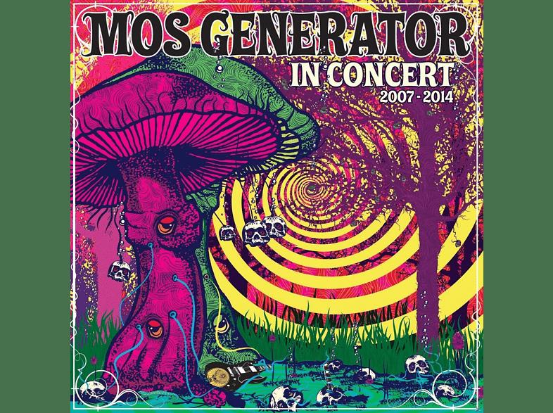 Mos Generator - In Concert 2007-2014 [Vinyl]