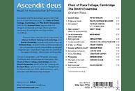 Choir Of Clare College Cambridge;The Dimitri Ensemble - Ascendit Deus [CD]