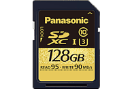PANASONIC RP-SDUD128AK, SD Speicherkarte, 128 GB, 95 MB/s