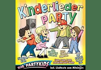 Die Partykids - Kinderlieder-Party  - (CD)