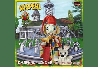 Kasperl - Kasperllieder Für Dich Und Mich  - (CD)