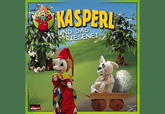Kasperl - Kasperl und das Riesenei  - (CD)