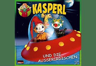 Kasperl - Kasperl u.die Ausserirdischen  - (CD)
