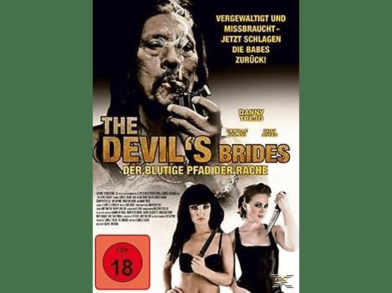 The Devils Brides [DVD]