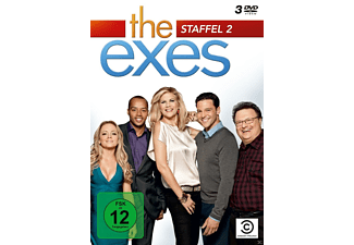 The Exes - Staffel 2 - (DVD)