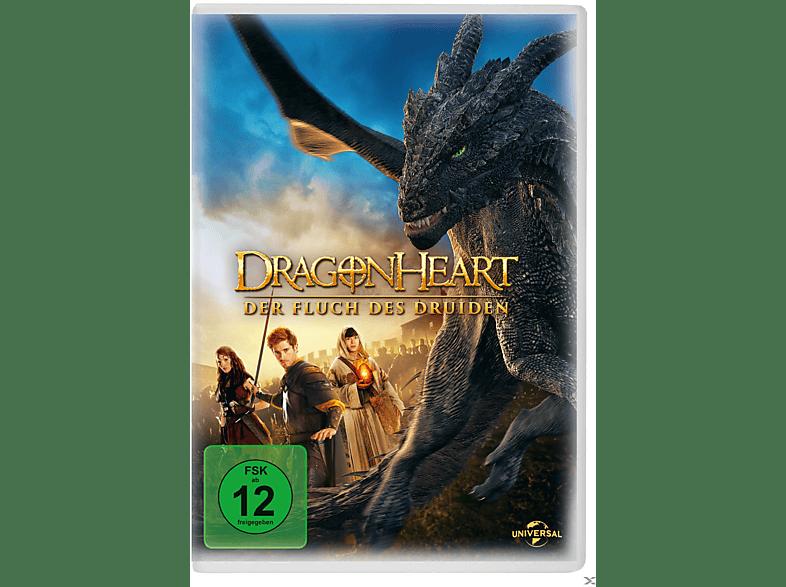Dragonheart - Der Fluch des Druiden [DVD]