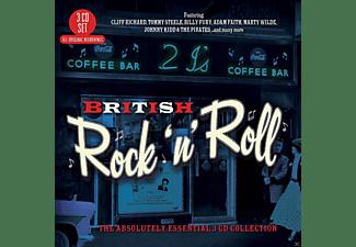 VARIOUS - British Rock'n'roll  - (CD)