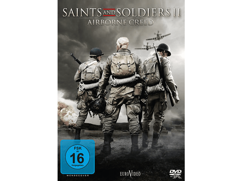 Saints and Soldiers II - Airborne Creed [DVD]
