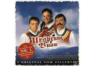 Ursprung Buam - S Original Vom Zillertal  - (CD)