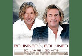 Brunner & Brunner - 30 Jahre - 30 Hits - Das Beste  - (CD)