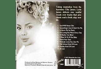 Leela James - Loving You More: In The Spirit  - (CD)