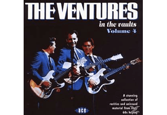 The Ventures - In the Vaults Vol. 4 - (CD)