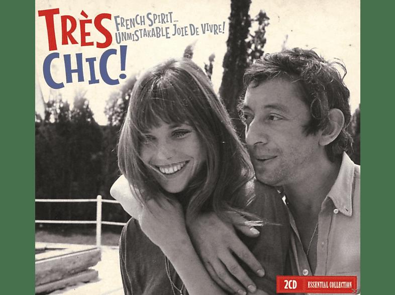 VARIOUS - Tres Chic - French Spirit [CD]