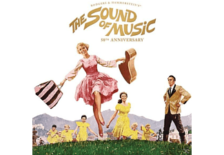 VARIOUS - The Sound Of Music-50th Anniversary Edition - (CD)