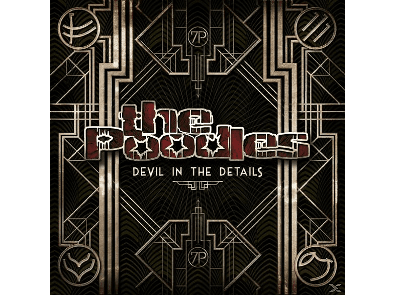 The Poodles - Devil In The Details [CD]