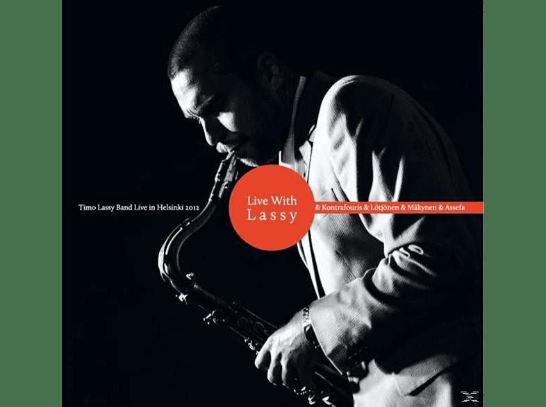 Timo Lassy - Live With Lassy (2lp+Cd) [Vinyl]