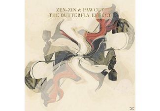 Zen-zin & Pawcut - The Butterfly - (Vinyl)