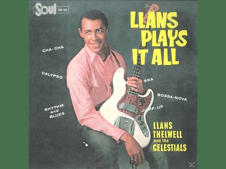 Llans & His Celestials Thelwell - Llans Plays It All [Vinyl]