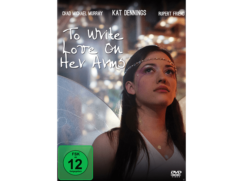 To Wirte Love on her Arms [DVD]