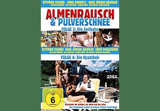 Almenrausch und Pulverschnee - Folge 3: Die Seilbahn & Folge 4: Die Hypothek DVD
