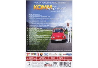 VARIOUS - Komm Mit Mir - Kaiserwinkl / Tirol  - (DVD)