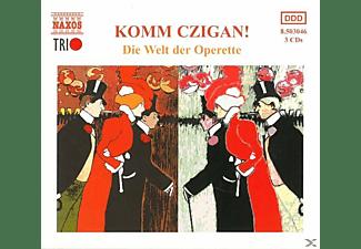 VARIOUS - Komm Czigan-Die Welt Der Ope  - (CD)