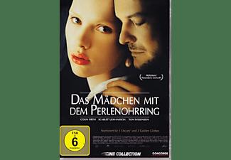 Das Mädchen mit dem Perlenohrring DVD