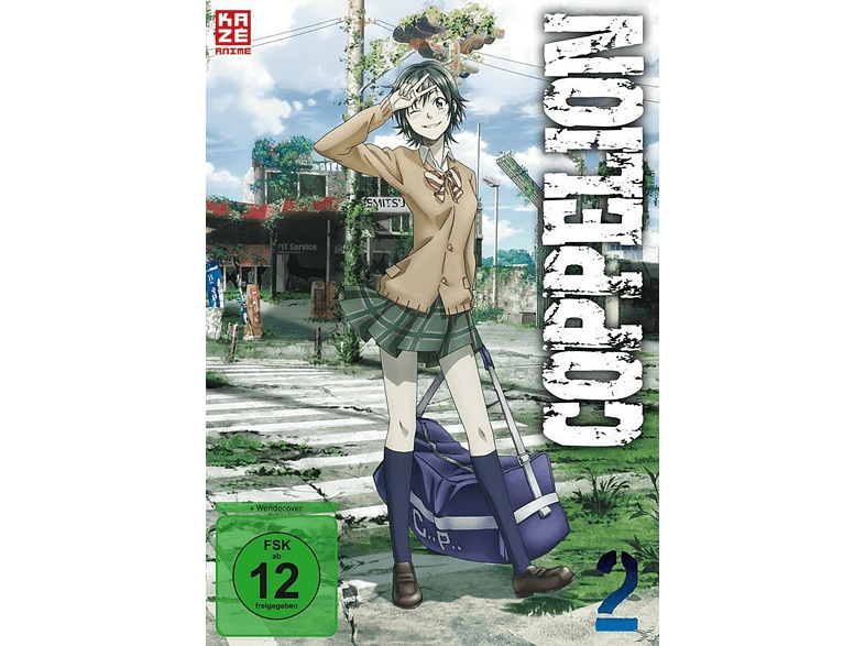 Coppelion - Vol. 2 [DVD]