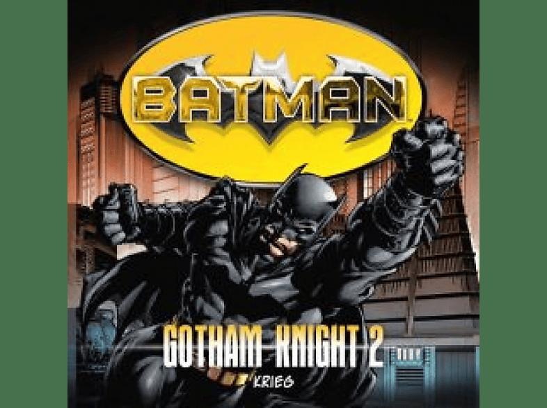 Batman - Batman: Gotham Knight 2 - Krieg - (CD)