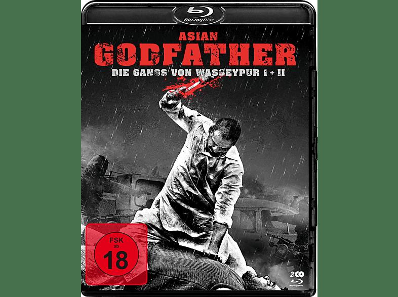 Asian Godfather - Die Gangs von Wasseypur [Blu-ray]